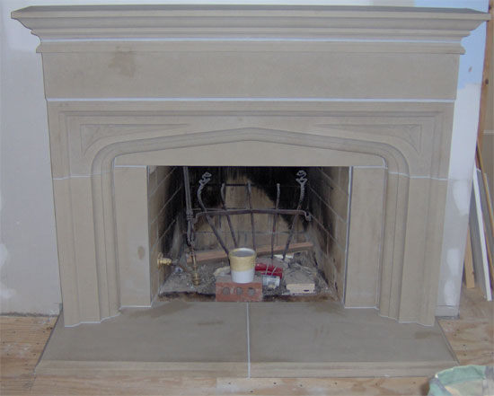 Hearth Amp Mantle Installation Mark Amp Buttons C S Inc